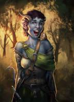Jester - Critical Role by Elderscroller