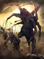 Rage Demon by Elderscroller
