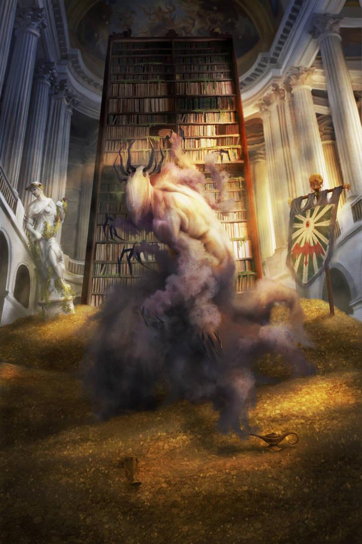 The Wishmaster by Elderscroller