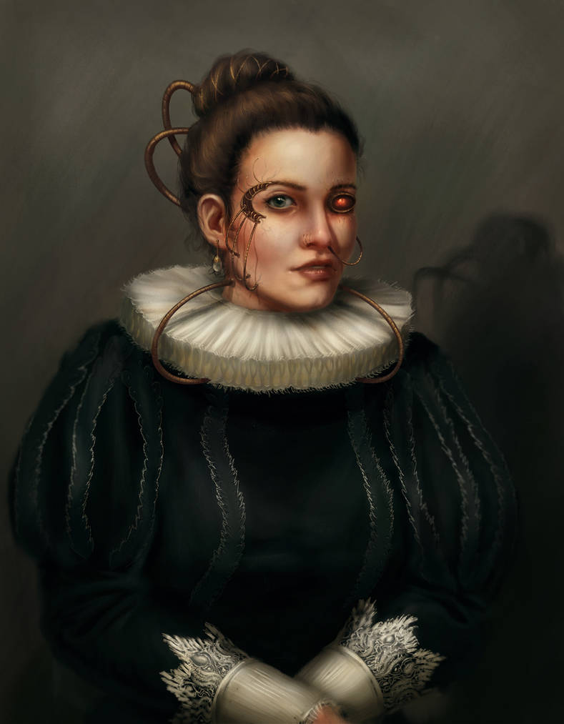 17th Century Cybernetics by Elderscroller