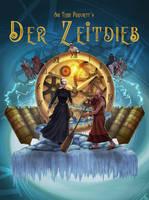 Terry Pratchett - Thief of Time Poster