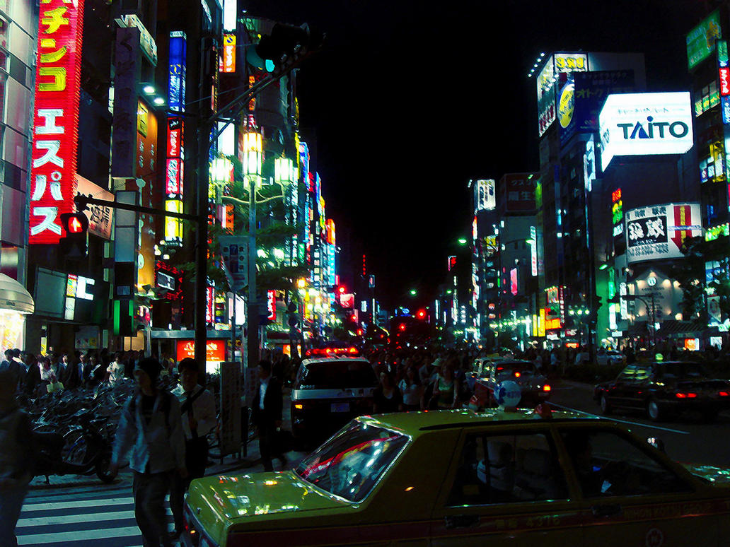 deviantART: More Like Osaka - Takimi Koji by Ceridwenn