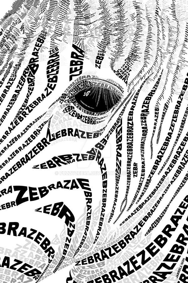 the Zebra Eye by fuzzyzebra