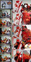 Sticker Mural WIP