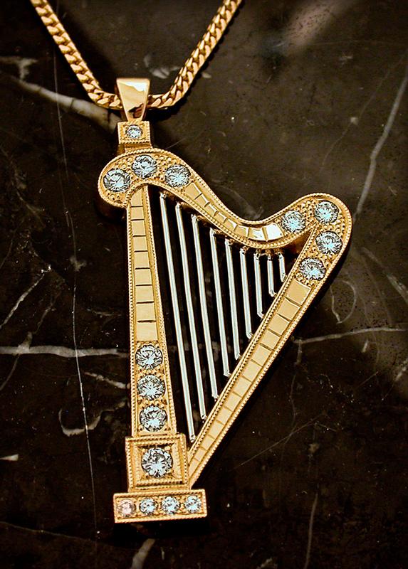 Harp by carpe0diem