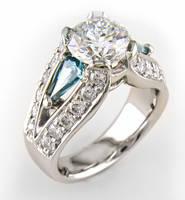 Diamond ring by carpe0diem
