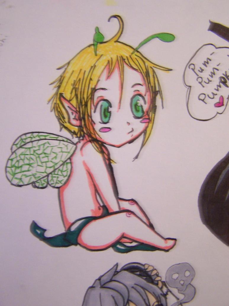 Fairy Chibi by Chibi-Prints