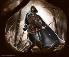 The Ranger by John-Stone-Art