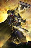 Might of Ultramar by John-Stone-Art