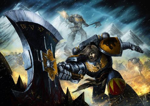 Unleash the Wolves of Fenris