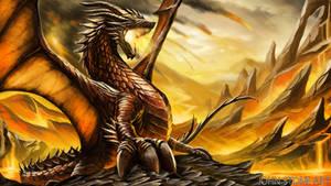 Stormfire Dragon