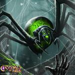 Plague Spider by John-Stone-Art