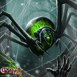 Plague Spider