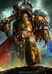 Celestial Lion Chapter Master