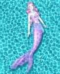 Mermaid by CrazzyYukii