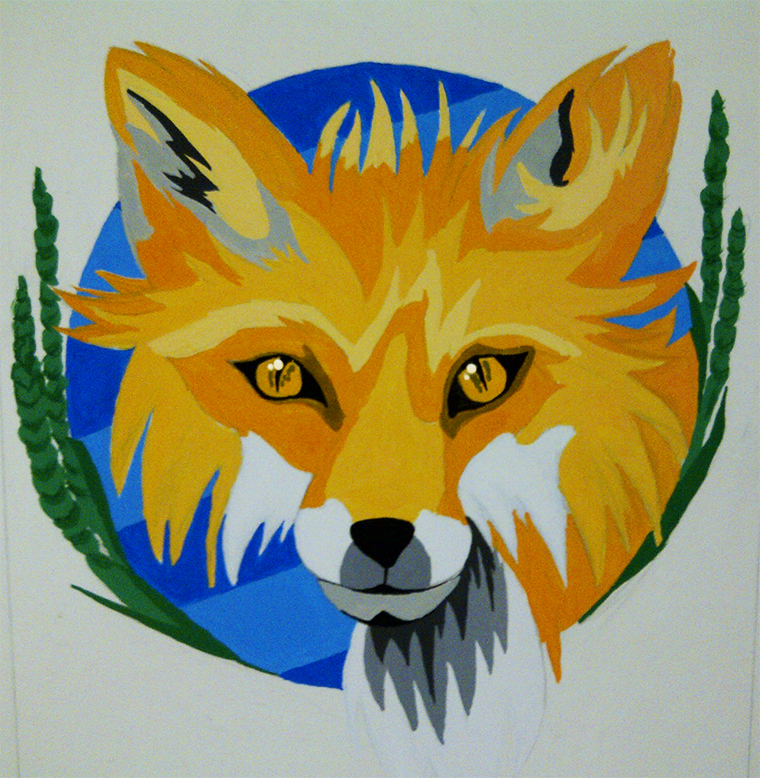 Fox by Vegabelle