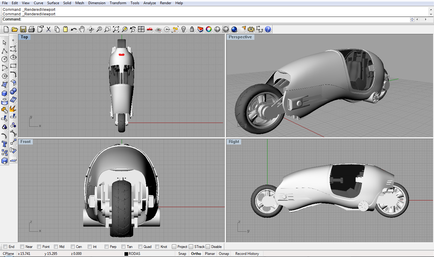 Bike on rhino 3d by presabranca on deviantart for Home design 3d 5 0 crack