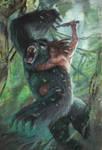 Return of Tarzan- Master Study after Daryl Mandryk by ro5ert