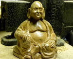 Buddha of the CD collection