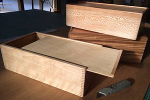 sliding lid boxes by carvenaked