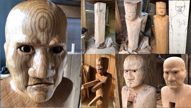 Wooden dummy progression