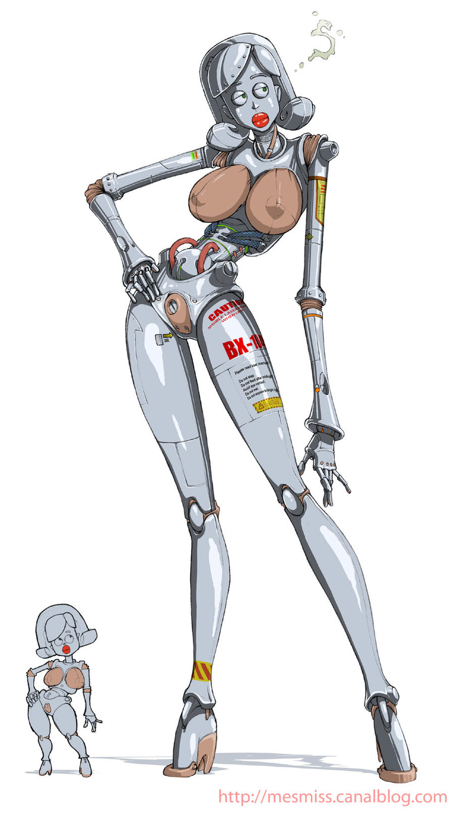 The Cyborg by DavidRaphet