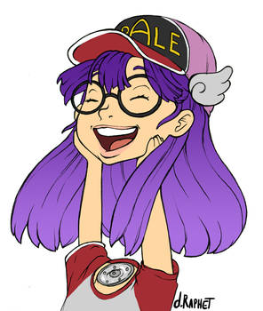One day, one cutie - 27 Arale