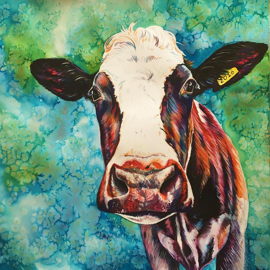 Cow by Nienke15