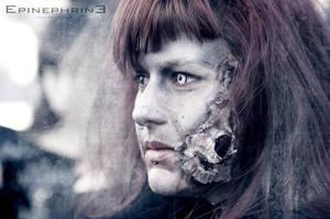 ZombieGirl by SallyVonMunster