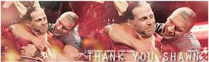 Thank You Shawn