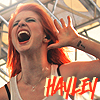 Hayley Williams Icon Woah by xelagfx