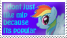 Stop Assuming. by Blizzardwind