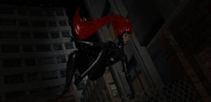 Erin - Rubber at Night 3