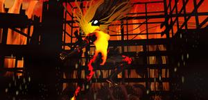 The Scream Saga - Cover Art