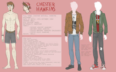 Chester reference sheet 2016