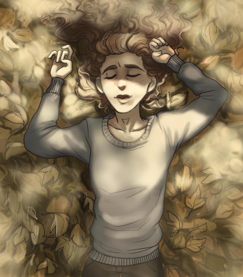 Autumn soul by AriaDog