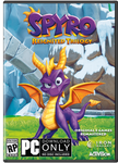 Spyro Reignited Trilogy for PC Cover