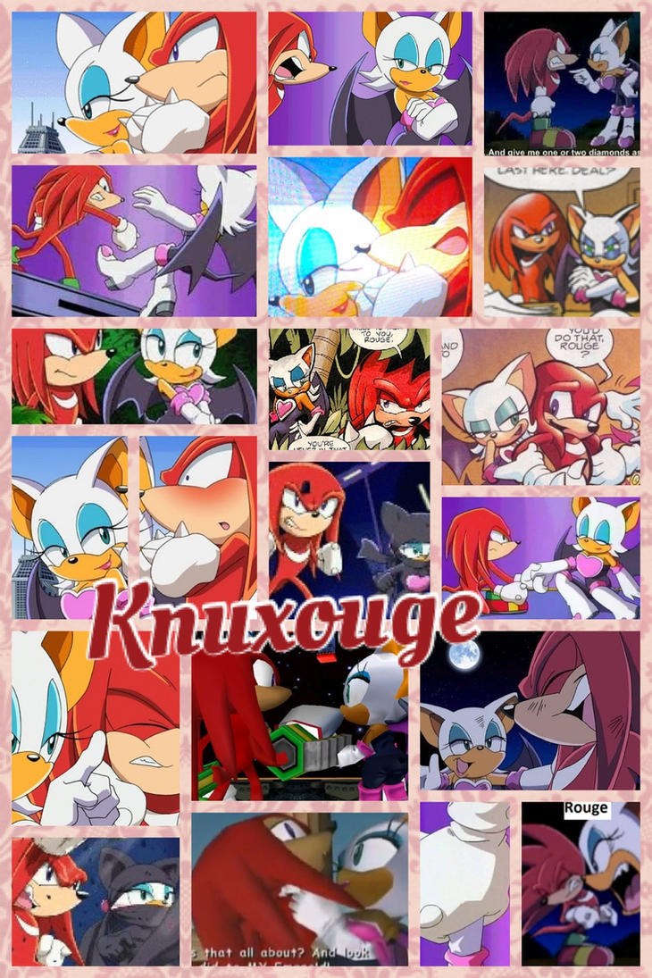 knuckles and rouge relationship goals