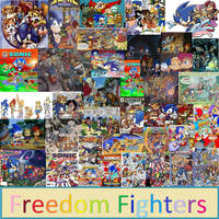 The Freedom Fighters by PrincessEmerald7