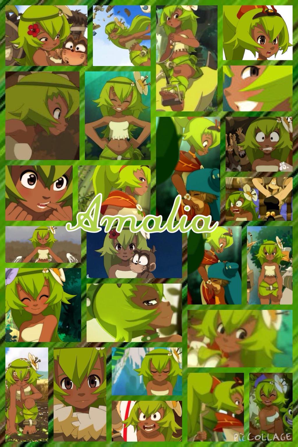 Wakfu: Amalia by PrincessEmerald7 on DeviantArt