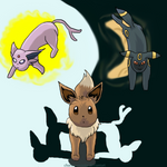 Prize-Eevee, which path.