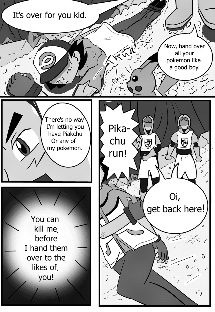 Well Meet Again Page 1 By Charlot Sweetie On DeviantArt