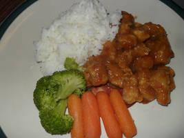 Orange Chicken Recipe by Miss-Merlina