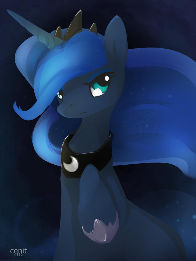 The real princess of the night by Cenit-v