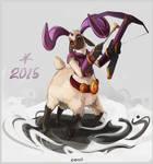 Pajiramon - Year of the Sheep