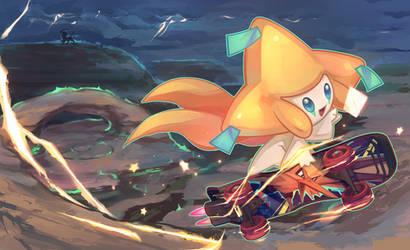 Jirachi Stellar Wish