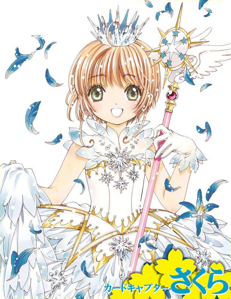 Resultado de imagen de cardcaptor sakura clear card 3