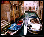 Venice Back Alley