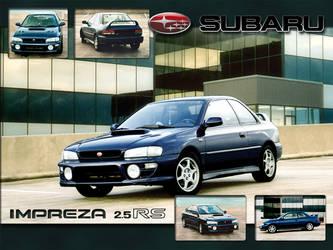 Subaru Impreza 2.5RS by neolmas