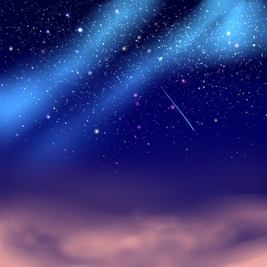 night background by LinzVsTheWorld on DeviantArt